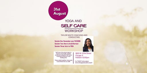 Self Care and Intro to Yoga Workshop