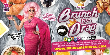 Brunch is a Drag! - Drag Bingo Brunch at Goose Island tickets