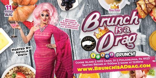 Brunch is a Drag! - Drag Bingo Brunch at Goose Island