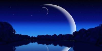 November New Moon Gong Bath