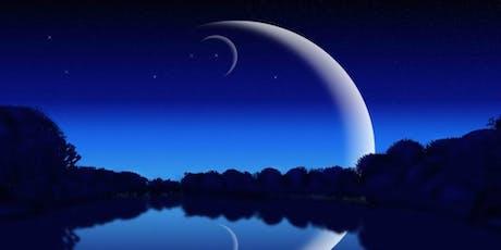 November New Moon Gong Bath tickets