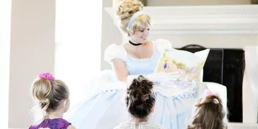 Fairytale Princess Party-Back to School event
