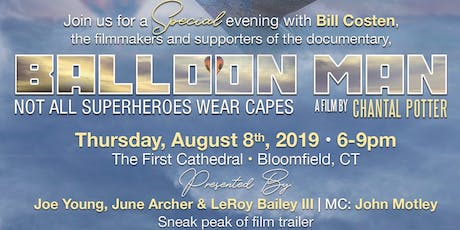Balloon Man Documentary Fundraiser tickets