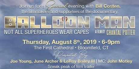 Balloon Man Documentary Fundraiser tickets