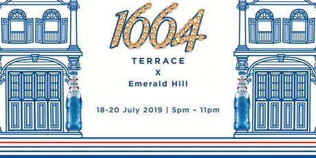 1664Terrace x Emerald Hill tickets