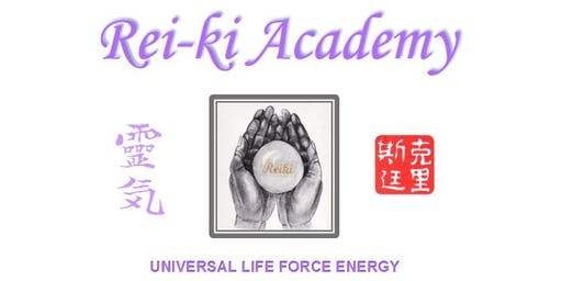 Free Introductory Reiki Presentation & Demonstration