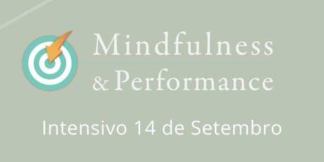 Intensivo Mindfulness & Performance ingressos