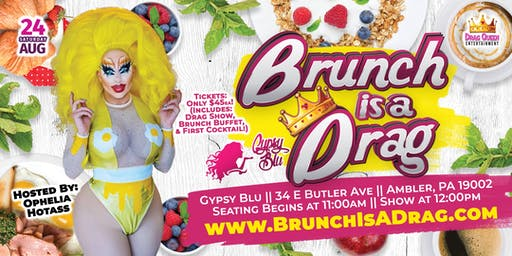 Brunch is a Drag !!