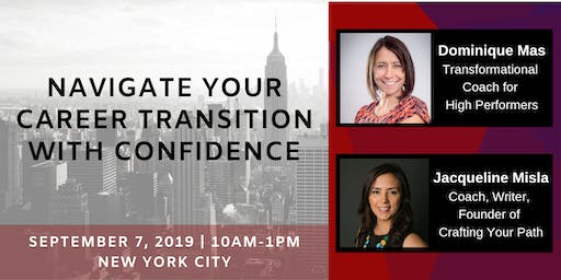 Navigate Your Career Transition With Confidence