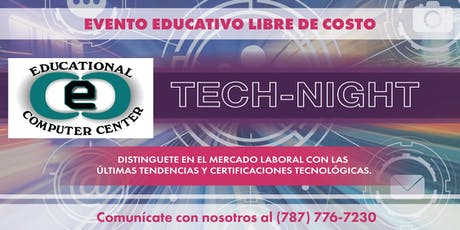 Tech-Night Free Technology Conference tickets