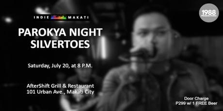 Parokya Night Silvertoes tickets