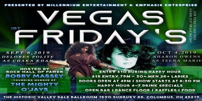 VEGAS FIRST FRIDAYS