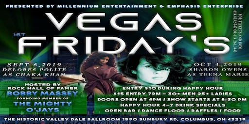 VEGAS FIRST FRIDAY'S