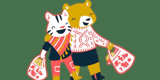 2019 Indie Untangled Rhinebeck Trunk Show