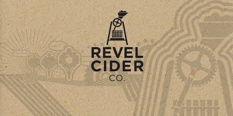 Revel Cider Tasting at SunnyCider tickets