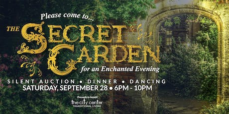 "C E L E B R A T I O N ""The Secret Garden"" benefiting The City Center  tickets"