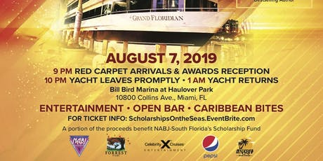 NABJ-South Florida's Scholarships on the Seas tickets