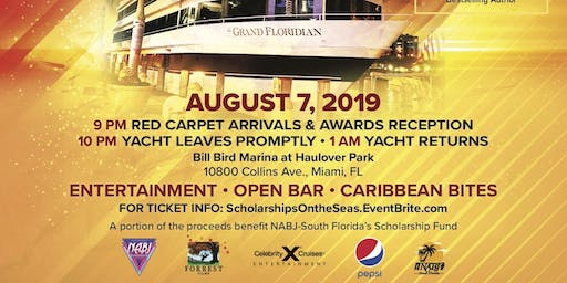 NABJ-South Florida's Scholarships on the Seas