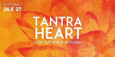 Tantra Heart com Gayana & Avinash
