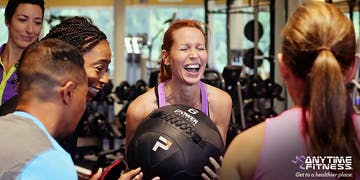 July Open House - Anytime Fitness Rosslyn
