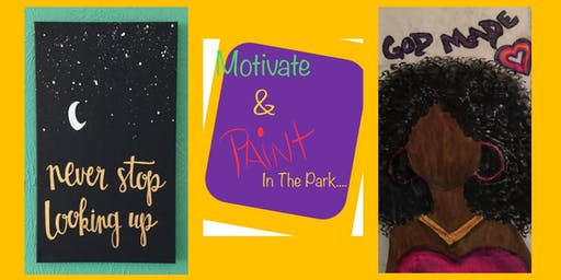 Motivate & Paint...In The Park