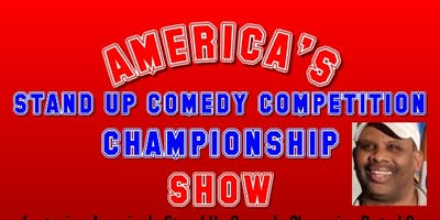 America's Standup Comedy Championship Competition (NJ)