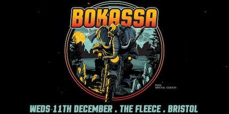 Bokassa tickets
