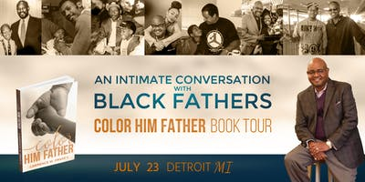An Intimate Conversation with Black Fathers - Detroit