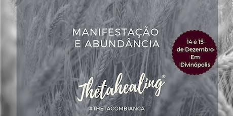 Thetahealing® Manifestação e Abundância ingressos