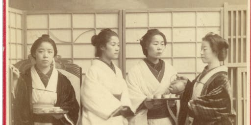 Old Japan and the American Gilded Age