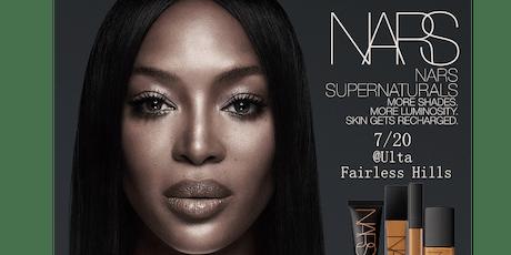 NARS Super Naturals Makeup Event! tickets