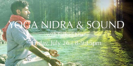 Yoga Nidra & Sound tickets