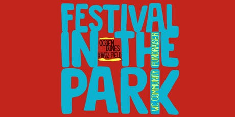 Festival in the Park tickets