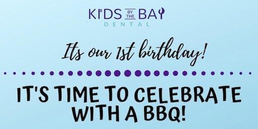 Anniversary BBQ - Kids by the Bay Dental