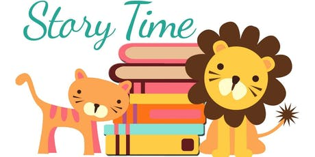 NORTHSIDE: Baby STEM Storytime (for Babies 6-18 Months Old and Parents ONLY) tickets