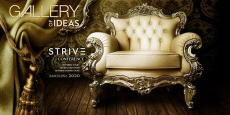 "GALLERY OF IDEAS ""STRIVE"" CONFERENCE - BCN entradas"