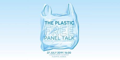 Plastic-Free Panel Talk tickets