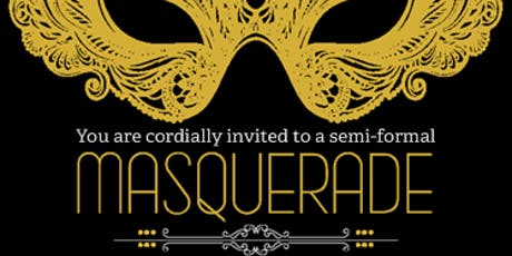TGI Masquerade Ball tickets