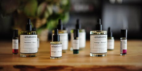anatomē health series: Nutrition and Aromacology for Energy + Focus tickets