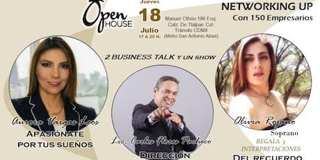 Open House Business Center entradas