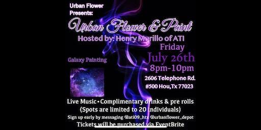 Urban Flower & Paint
