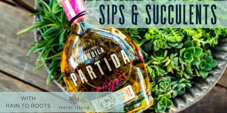 Sips and Succulents tickets