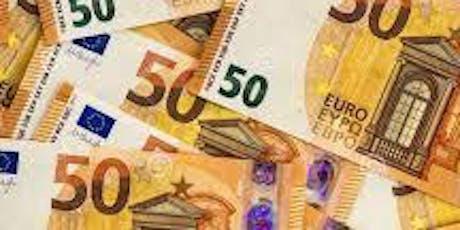 Aide financière et crédit entre particuliers tickets