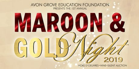 AGEF's Maroon & Gold Night tickets