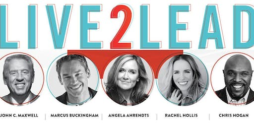 Live2Lead: Airdrie / Calgary North 2019