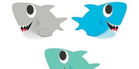 Little Creators [ Baby Shark Art ] Tuesday July 30th tickets