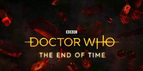Doctor Who: The End Of Times entradas