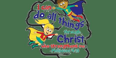 2019 I CAN DO ALL THINGS THROUGH CHRIST 1M, 5K/10K, 13.1/26.2 - Las Vegas tickets