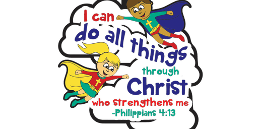 2019 I CAN DO ALL THINGS THROUGH CHRIST 1M, 5K/10K, 13.1/26.2 - Raleigh