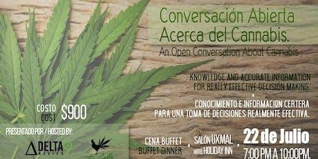 An Open Conversation About Cannabis / Conversación Abierta Acerca del Cannabis entradas